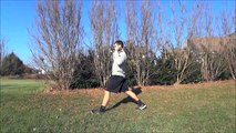 """Student Health 101 FitnessU: Frankie demonstrates a """"Metabolic Mayhem"""" boot camp style workout"""