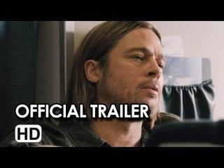 Guerra Mundial Z Trailer (2013) - Brad Pitt