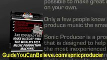 Sonic Producer | Beat Making Software | Beat Maker | Make Your Own Rap Beats