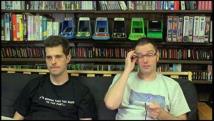 Nosferatu (SNES Video Game) James & Mike bonus Halloween video!