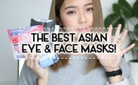 Top 5 Asian Eye and Face Masks