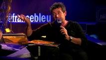 Coup d'oeil dans le rétro avec Patrick Bruel et la discothèque de Radio France