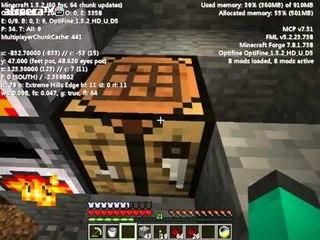후추 화면 핵전쟁 시즌3:핵폭전쟁1일차 - 2 Minecraft