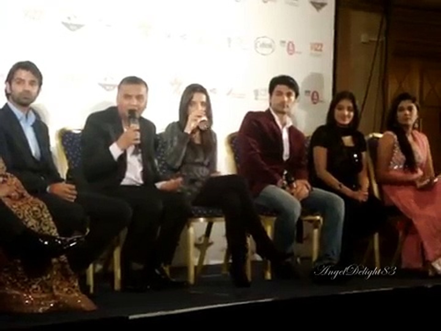 Sanaya Irani & Barun Sobti, Sarun SP Event 24th,25th Nov 2012 Birmingham UK part 4