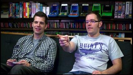 Color a Dinosaur (NES Video Game) James & Mike Mondays