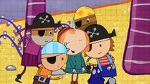 PEG + CAT  The Pirate Problem Preview  PBS KIDS711