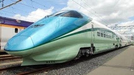first bullet train on earth with foot spas bath foot bath shinkansen