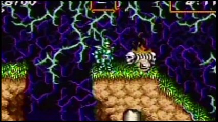 Super Ghouls n Ghosts (SNES) Part 1 - James & Mike Mondays