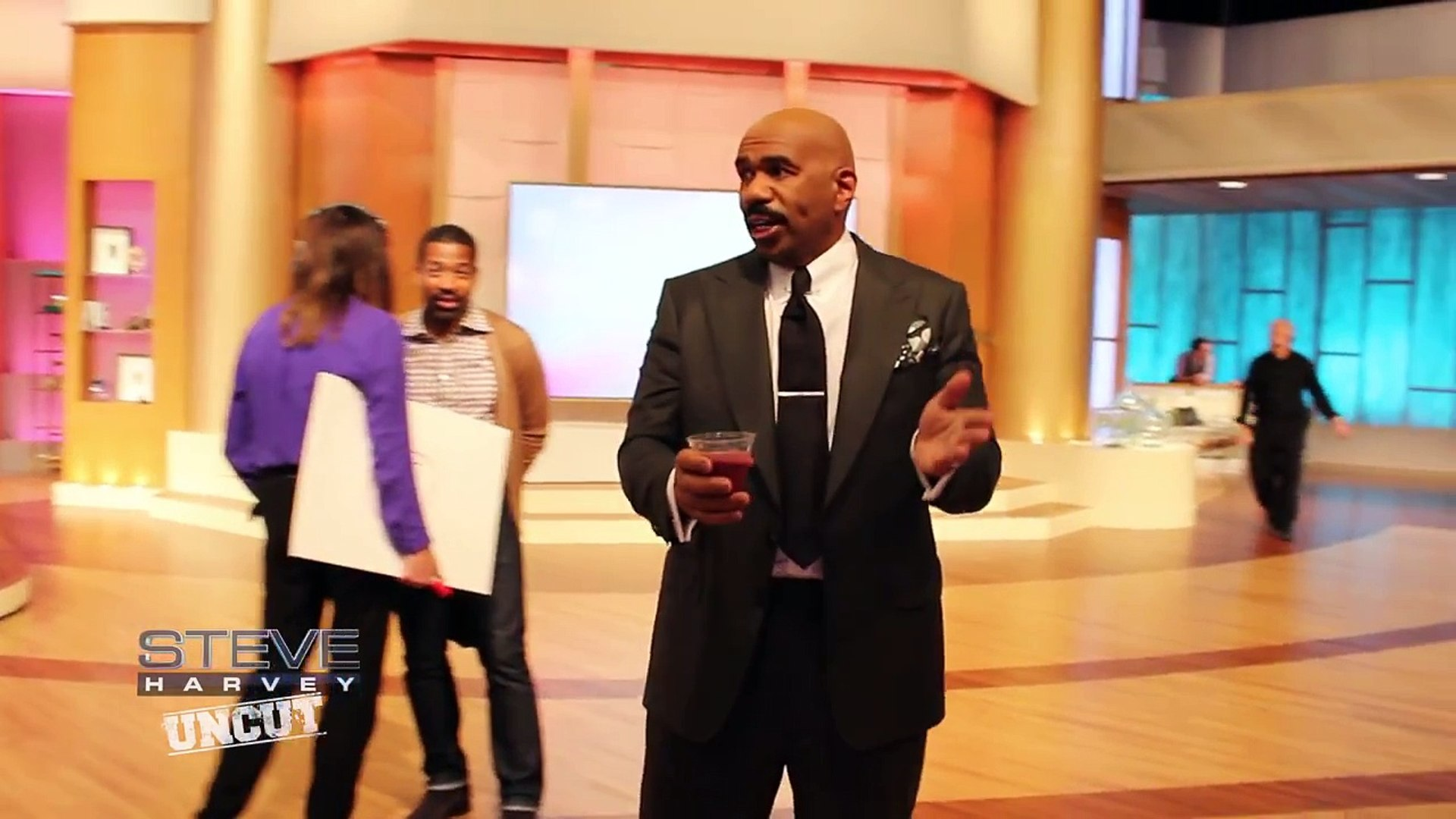 Steve Harvey Uncut: Gods plan is way bigger || STEVE HARVEY