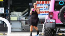 Amber Rose Parties With Blac Chyna at a Strip Club, Talks About Meeting With Kim Kardashian
