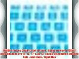 MiNGFi franc?s Cubierta del teclado / Keyboard Cover AZERTY para MacBook Pro 13 15 17