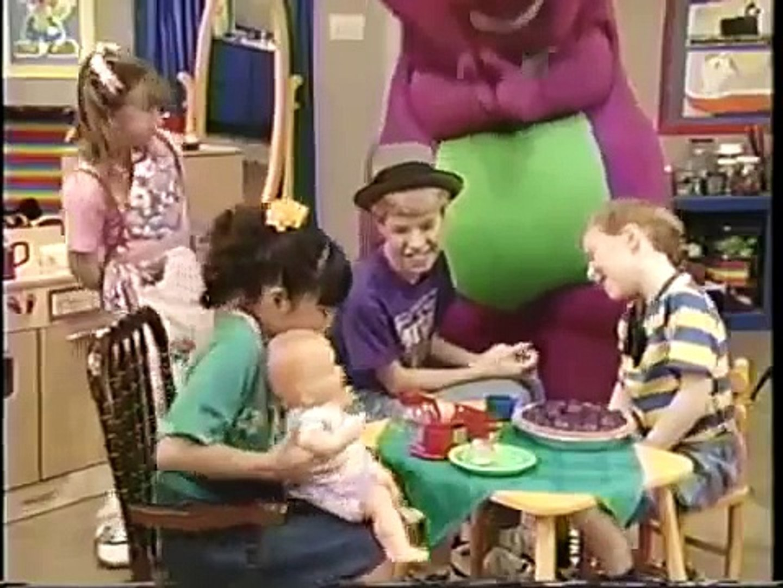Barney & Friends: Lets Help Mother Goose! (Season 1, Episode 15)
