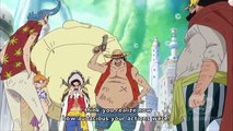 One Piece - 518 Luffy, Zorro and their Epic Comeback!