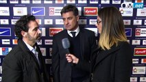 Montpellier 0-1 OM : la réaction de l'entraîneur espagnol de l'OM, Michel.