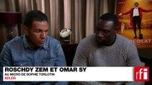 """Omar Sy dans """"Chocolat"""": """"Il y a une forme militante dans la manière de vivre librement"""" de mon personnage"""