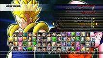 Dragon Ball Raging Blast 2 : Gogeta VS Super Buu (Gohan Absorbido) - El Poder Mas Epico De La Fusió