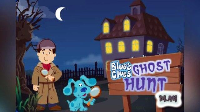 Blues Clues - Blues Clues Ghost Hunt - Blues Clues Games