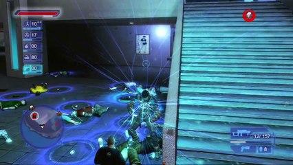 Crackdown : Salta ! Dispara ! Mata ! Pero No Mueras :( Con Carrerita Incluida