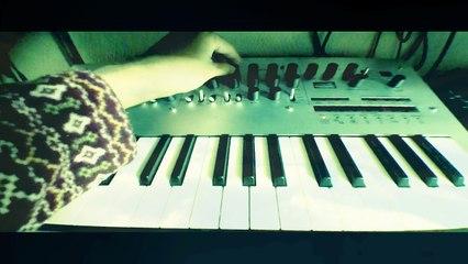 Analogue Strings : KORG minilogue