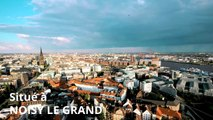 Location appartement - NOISY LE GRAND (93160) - 26.66m²