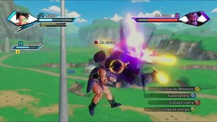 Dragon Ball Xenoverse : Nos Convertimos En SUPER SAIYAN ! Satan...Es Muy fuerte - Saga Cell ! #6