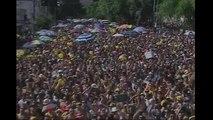 Foliões desistem de viajar para curtir o carnaval de rua em São Paulo