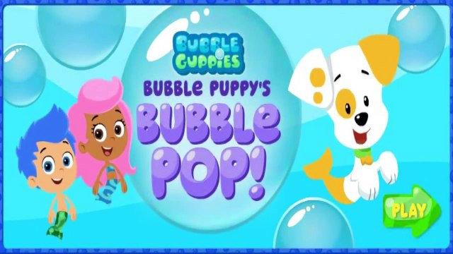 Bubble Guppies Bubble Pop - Bubble Guppies Games