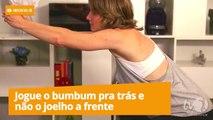 3 exercícios para barriga tanquinho: treine sem sair de casa