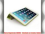 KHOMO Funda iPad PRO - Carcasa Verde Protectora Ultra Delgada y Lig?ra con Smart Cover y Soporte