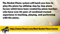 Rocket Piano Learn Play Piano | Rocket Piano Kit