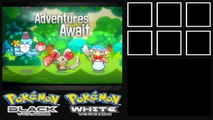 Pokémon Black & White - Gameplay Walkthrough - Part 1 - Unova Region Awaits