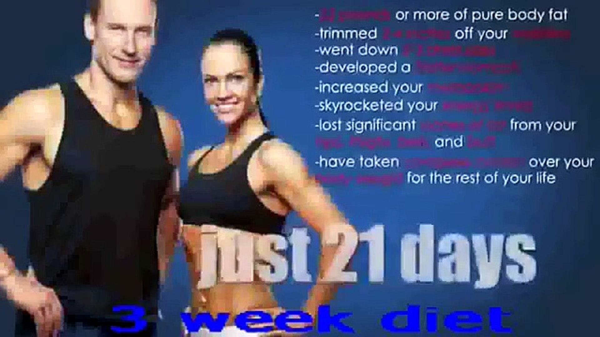 3 Week Diet   3 Week Diet Plan Free   3 Week Diet Review   3 Week Diet Plan   3 Week Diet Plan Pdf