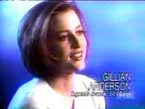 The X Files Bloopers Featuring Gillian Anderson As Dana Scully