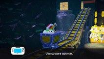 [WiiU] Walkthrough - Captain Toad Treasure Tracker - Parte 1 - Capítulo 8