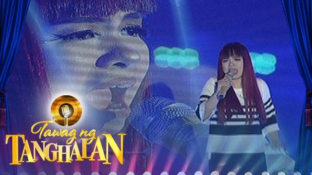 Tawag ng Tanghalan: Violet Ocampo si the newest Tawag ng Tanghalan champion!