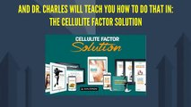 Cellulite Factor Solution | Cellulite FREE in 14 Days with Cellulite Factor Solution