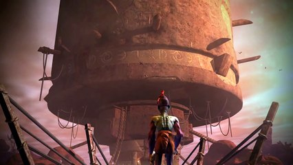Oddworld  New  n  Tasty Wii U Trailer de Oddworld: New and Tasty