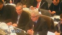 Partie 1 du Conseil Métropolitain de Grenoble Alpes Métropole du 29 janvier 2016 (5)