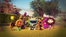 Plants vs Zombies : Garden Warfare 2 - Gameplay Variantes de Personnages Plantes