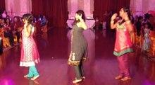 Pakistani Girls Dance In Marriage Hall | Munni Badnam Hui | HD