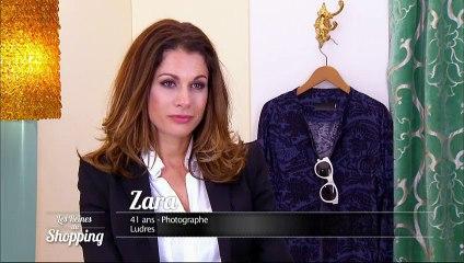 Une candidate flingue ses rivales ! - Les Reines du Shopping - 02/01/2016 - M6