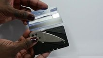 Muzitao Credit Card Knife the Best Tactical Folding Knives Review