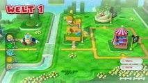 Lets Play • Super Mario 3D World {Part 2} - Der klene Lapras nur anders