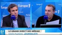 """Pujadas : """"Des nouvelles de Léa Salamé sur France 2 dans quelques semaines"""""""