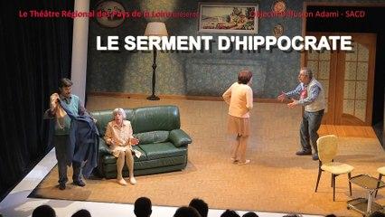 bande annonce Le Serment d'Hippocrate