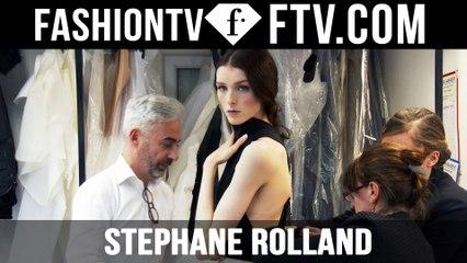 Stephane Rolland Trends | Paris Haute Couture S/S16 | FTV.com