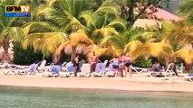 Antilles françaises: les professionnels du tourisme craignent le virus Zika