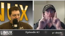 Linux For The Rest Of Us #67- Podnutz Tech Podcast - 3 / 5