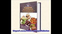 Diabetes Destroyed - Diabetes Destroyed Review
