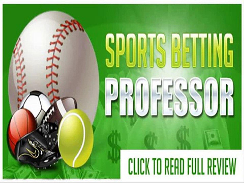 Sports betting professor nj sports betting probability